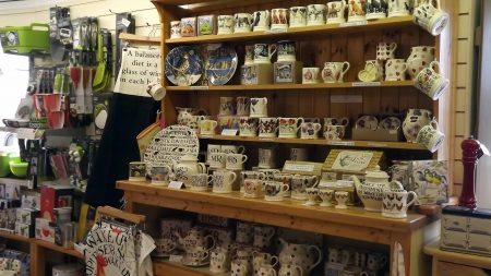 Homeware at Bickleigh Mill