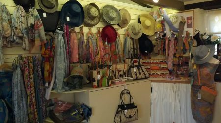 Clothing Accessories at Bickleigh Mill