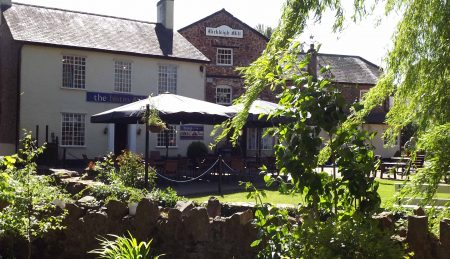 The Bistro & Bar at Bickleigh Mill