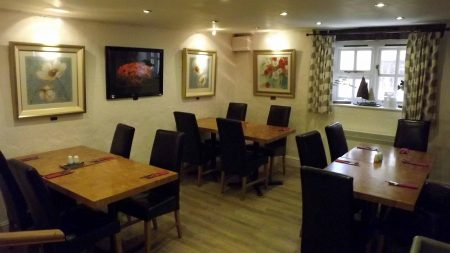 Bickleigh Mill Bistro Restaurant