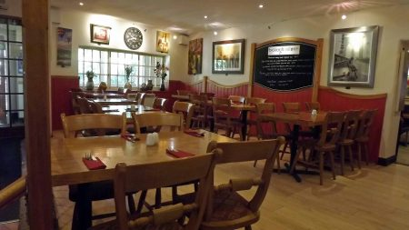 Bickleigh Mill Restaurant